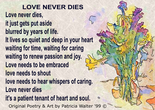 life and love poems